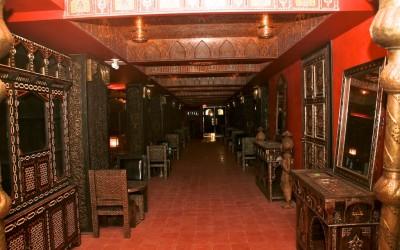 Berber Lounge 23