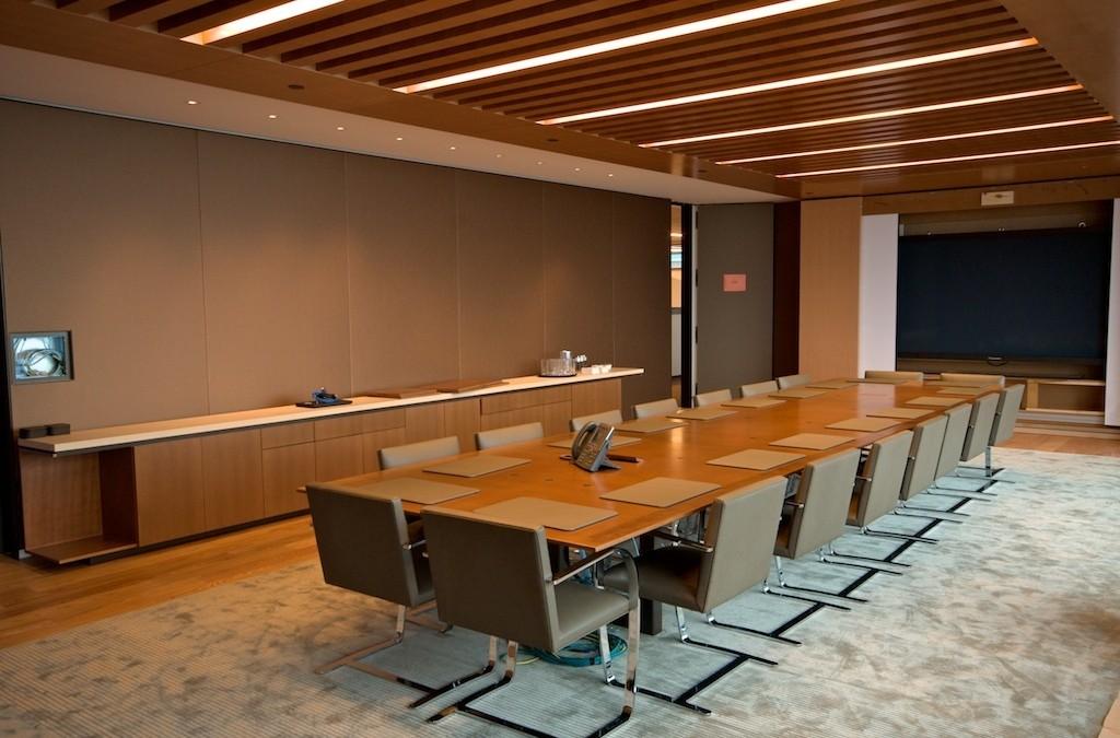 Conferencing & Boardrooms