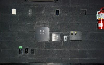 Wall ports